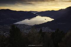 #006 Locarnese - Vista da Cardada Cimetta (Enrico Boggia | Photography) Tags: cardada cimetta cardadacimetta locarnese locarno ascona isoledibrissago brissago enricoboggia 2016 lagomaggiore verbano dicembre