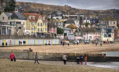 Lyme Regis, Dorset (Baz Richardson (catching up again!)) Tags: dorset lymeregis englishtowns seafronts seaside coast beaches buildings architecture