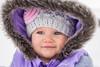 Lets go Sledding! (bflinch1) Tags: baby babygirl babyportrait portrait cold winter sledding cute adorable hood hat 5mothsold girl naturallightportrait eyes smile jacket laramie winterfun