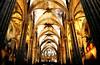 La Cattedrale (AlessandroDM) Tags: barcellona cattedrale spagna catalunya catalogna espana spain