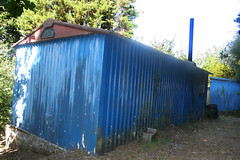 Caces (Jusotil_1943) Tags: 03082013 caces figarines asturias caseta finca azul