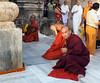 "PB140647-a (photozaki) Tags: india ""sujata kuti"" ""mahabohi temple"" ""mahabodhi mahavihara temple ""buddhist buddha buddhism ""bodhi tree"" bodhgaya gaya buddhist monk monks ashoka enlightenment ""vajrasan diamond throne"""