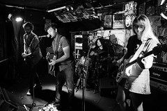 LIVE: The Rekindlers @ Frankie's Pizza, Sydney, 18th Jan