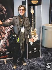 NAMM 2017 (steve rose photos) Tags: namm stvincent leica fender gibson musicman ernieball esp gretsch ibanez dangelico guitars steverosephotos namm2017