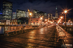 San Francisco Pier 7 (JAKE PINEDA) Tags: san francisco pier 7 california fishermans wharf nikon d810 nikkor 1424 f28 cityscape hdr google nik lightroom