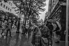 Market Street, 2016 (Alan Barr) Tags: philadelphia 2016 marketstreet marketstreeteast marketeast street sp streetphotography streetphoto blackandwhite bw blackwhite mono monochrome candid people ricoh gr