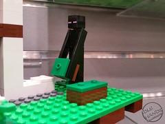 Toy Fair 2017 LEGO Minecraft 26 (IdleHandsBlog) Tags: minecraft toys videogames lego constructionsets toyfair2017
