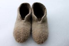 2017.03.13. hahtuvatossut 2966m (villanne123) Tags: 2017 socks slippers sukat tossut hahtuva hahtuvatossut knitting felted neulottu neulotut huovutettu finnwool forsale villanne