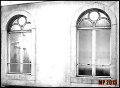 Fear in the window (Insempi) Tags: windows bw window dark fear ghost finestra uomo horror fantasma biancoenero poltergeist orrore terrore presenza