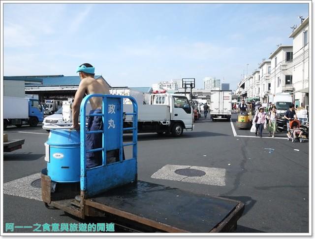 東京築地市場美食松露玉子燒海鮮丼海膽甜蝦黑瀨三郎鮮魚店image006