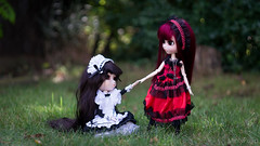 I'm Kurumi~ (MintyP.) Tags: 6 animal photography eyes doll cosplay live sony groove pullip date custo merl nex kurumi obitsu tokisaki mintypullip elwyna