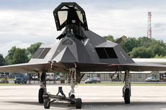 84-0825 F-117A Stealth Fighter USAF (JaffaPix +5 million views-thanks...) Tags: display aircraft aviation military aeroplane airshow ho usaf ffd fairford f117 riat f117a stealthfighter riat2007 egva 840825 jaffapix royalintenationalairtattoo davejefferys