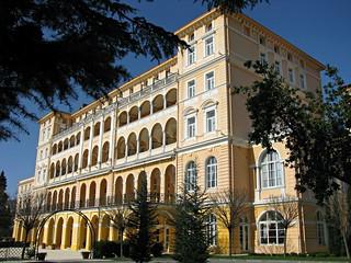 Hotel Kvarner Palace In Crikvenica (Croatia)