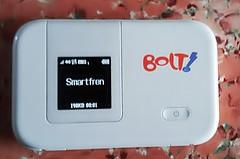 Smartfren LTE with Bolt Mifi (noor.hilmi) Tags: wifi modem bolt 4g unlocked mifi xiaomi lte smartfren