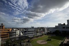 CLOUDS (Jussi Salmiakkinen (JUNJI SUDA)) Tags: summer sky japan clouds tokyo cityscape  ogikubo      suginami  kanpachigumo