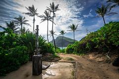 Makapuu showers! (Mardi Labuguen) Tags: beach hawaii oahu outdoor honolulu shorebreak makapuubeach
