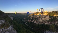 Montgolfiades 2015 - Rocamadour - Lot - France (-CyRiL-) Tags: