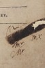 Inscription from Penn Libraries PR3144_O6_1640 (Provenance Online Project) Tags: inscription englandlondon 1640 pennlibraries pr3144o61640 shirleyjames15961666
