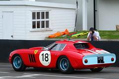 Ferrari 250 GTO (1963) (racingwinston) Tags: ferrari goodwood revival ferrari250gto