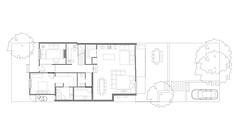 Обновленный особняк от Mitsuori Architects в Мельбурне