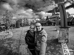 Santa Claus Village - Rovaniemi 01.09.2015 (Andrea  Perotti) Tags: finland blackwhite rovaniemi bn lapland biancoenero finlandia articcircle circolopolareartico santaclausvillage