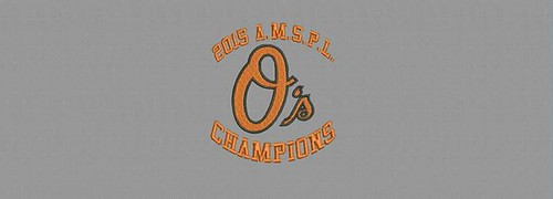 Orioles Logo - embroidery digitizing by Indian Digitizer - IndianDigitizer.com #machineembroiderydesigns #indiandigitizer #embroiderydigitizing #embroiderydigitizer http://ift.tt/1N6AH99
