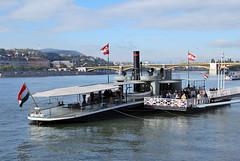 SMS Leitha (MPeti) Tags: nikon war hungary great budapest monitor ww1 danube kuk warship d60 2015 leitha lajta austrohungariannavy imperialandroyalnavy danubefleet