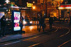 the way you look tonight (koolandgang) Tags: woman amsterdam lady night streetphotography melody amsterdamnights nikond90 nikon24120vr