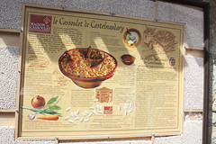 Maison du Cassoulet - Carcassonne (rfzappala) Tags: france recipe europe du cassoulet maison carcassonne languedoc 2015