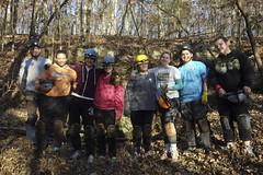 GRAY0157 (David J. Thomas) Tags: students ecology caves arkansas caving biology batesville lyoncollege meachamcave