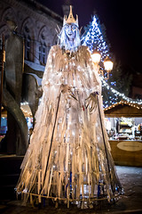 Chester Christmas Lantern Parade (Mark Carline) Tags: christmas winter cold lights cheshire culture chester lanternparade 2015 christmasinchester chesterculture