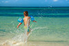 Fun Run Sun (Michael Angelo 77) Tags: sun beach fun aruba splash splashingwater