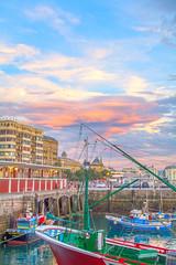 Donostia Harbour HDR