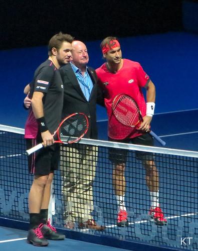 David Ferrer - Stan Wawrinka & David Ferrer