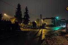 Knurów (nightmareck) Tags: winter night europa europe fuji poland polska handheld fujifilm pancake zima fujinon silesia xe1 apsc mirrorless śląskie knurów górnyśląsk xtrans fotografianocna xmount xf18mm xf18mmf20r bezlusterkowiec