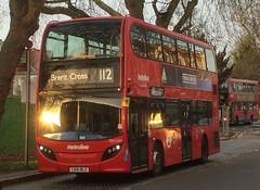 How the 112 should look. (LBOTG) Tags: bus london hybrid 112 ealing adl metroline enviro400 metrolinetravel enviro400hybrid metrolinelondon teh1241 lk61blz