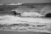 Copy of Kauai b&w23-2 (chiarina2016) Tags: kauai hawaii island beach monotone blackandwhite chiarinaloggia stormyseas waves trails hiking surf surfing
