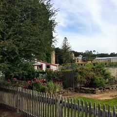Trentham Cottage. Port Arthur.