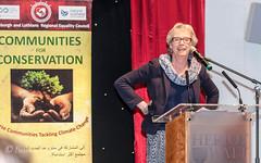 Councillor Maureen Child (ELREC_UK) Tags: elrec edinburgh lothians regional equality council champions award 2016