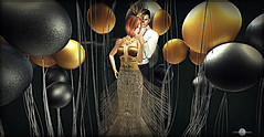 ╰☆╮Hallelujah╰☆╮ (яσχααηє♛MISS V♛ FRANCE 2018) Tags: couple jumofashion spell theforestevent qposes thecosmopolitan events poses posemaker secondlife sl rezology