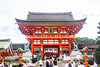Fushimi inari temple (Koku85) Tags: temple shrine japan kyoto architecture culture travel