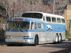 GM PD-4501 Scenicruiser Bus (OrangeChargerR/T) Tags: greyhound scenicruiser bus