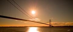 Hull City of Culture Humber bridge (A>M>S) Tags: hull hullcityofculture yorkshire humber pentax ams sunrise humberbridge