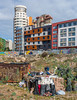 D81_5980 Las Palmas homestead on vacant city lot (Bengt Nyman) Tags: palmas 2017 las gran canaria january