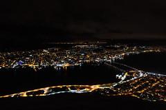 Tromsø - The Arctic City of the North (Jason Shorten) Tags: tromso troms norway arctic north europe city light bridge tromsøysundet tromsdalen tromsoya clouds night photography d5300 nikon nikkor 1855mm dx veiwpoint