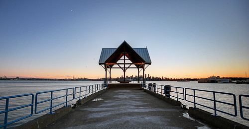 A Pier in North Van