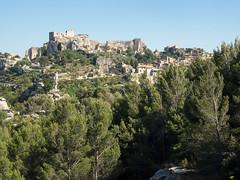day sixteen: les baux de provence (dolanh) Tags: france lesalpilles medievalfortress fortress village lesbauxdeprovence provence