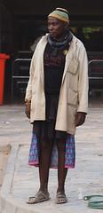 Namibia - Himba Man (sharko333) Tags: travel voyage reise africa afrika afrique namibia opuwo people portrait man himba olympus em1