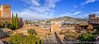 Views from Alhambra (Gerd Kohlmus) Tags: alhambra panorama granada andalucia spain