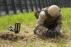 150514-M-JT859-085 (doddtra) Tags: 2ndeod eod ied robot spmagtaf magtaf lejeune deployment camplejeune northcarolina unitedstates us